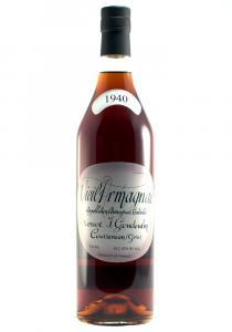 Veuve J. Goudoulin 1940 Viell Armagnac