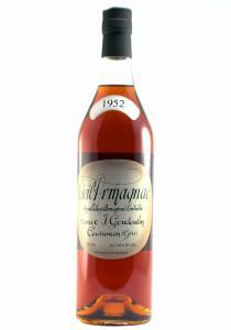 Veuve J. Goudoulin 1952 Vieux Bas Armagnac