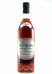Veuve J. Goudoulin 1960 Vieil Armagnac