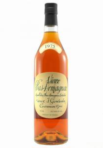 Veuve J. Goudoulin 1975 Vieux Bas-Armagnac