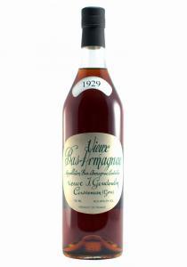 Veuve J. Goudoulin 1929 Vieux Bas-Armagnac