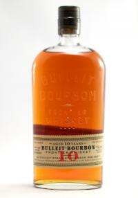 Bulleit Bourbon 10 YR Kentucky Straight Bourbon Whiskey