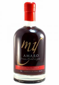 Lorenzo Inga Selection MY Amaro Premium Herbal Liquer