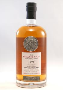North Highland Distillery 14 Yr Exclusive Cask Single Malt Scotch Whisky