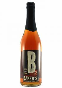 Baker's  7 YR 107 Proof Kentucky Straight Bourbon Whiskey