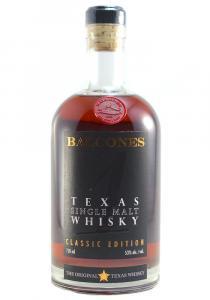 Balcones Classic Edition Single Malt Whisky