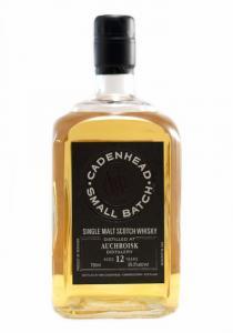 Auchroisk 12 YR. Cadenhead Bottling Single Malt Scotch Whisky