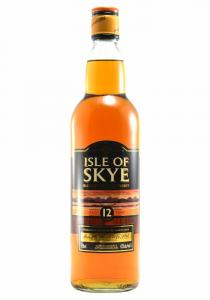 Isle of Skye 12 YR Blended Scotch Whisky