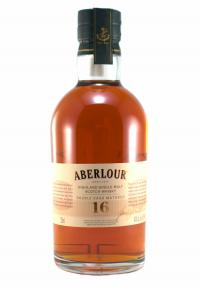 Aberlour 16 YR Single Malt Scotch Whisky