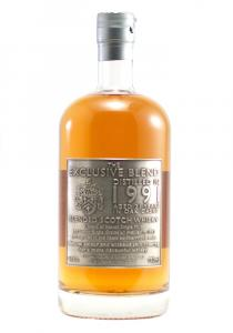 Exclusive 1991 Blended Scotch Whisky