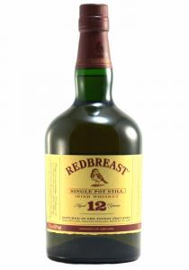 Red Breast 12 Year Old  Irish Whiskey