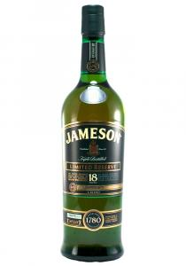 Jameson 18 Year Old Limited Edition Irish Whiskey