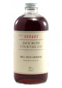 Jack Rudy Small Batch Grenadine