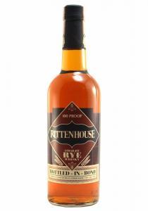 Rittenhouse 100 Proof Bottled in Bond Straight Rye Whiskey