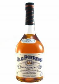 Anchor Distilling Old Potrero 18th Century Style Spirit