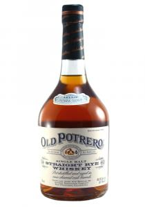 Anchor Distilling Old Potrero Single Malt Straight Rye Whiskey