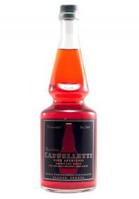Cappelletti Vino Aperitivo Americano Rosso