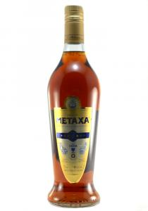 Metaxa 7 Star Greek Specialty Liqueur