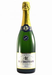 De L'Argentaine Tradition Brut Champagne