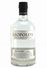 Leopold Bros. American Small Batch Gin