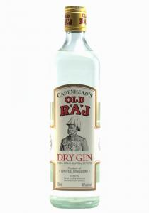Old Raj Red Label Gin