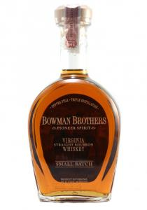 Bowman Brothers Virginia Small Batch Straight Bourbon Whiskey