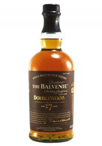 Balvenie 17 YR DoubleWood Single Malt Scotch Whisky