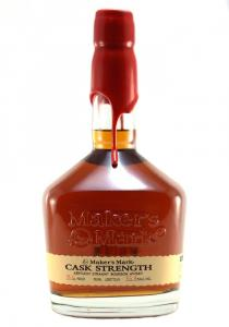 Maker's Mark Half Bottle Cask Strength Kentucky Straight bourbon