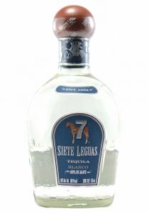 Siete Leguas Blanco 100% Agave Tequila