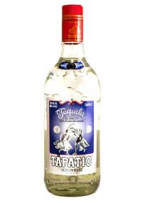 Tapatio  Blue Agave Blanco Tequila.
