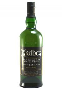 Ardbeg 10 YR Single Malt Scotch Whisky