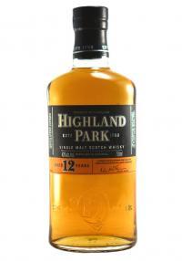 Highland Park 12 YR Single Malt Scotch Whisky