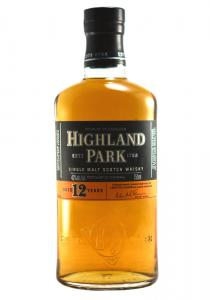 Highland Park 12 YR Single Malt Scotch Whisky