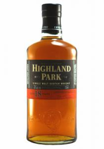 Highland Park 18 YR Single Malt Scotch Whisky