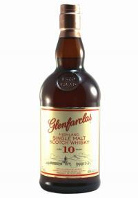 Glenfarclas 10 YR Single Malt Scotch Whisky