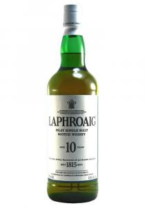 Laphroaig 10 YR Single Malt Scotch Whisky