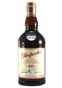 Glenfarclas 40 Yr Single Malt Scotch Whisky