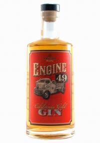Amador Distillery Engine 49 California Gold Gin