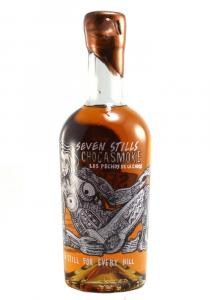 Seven Stills Half Bottle Chocasmoke Whiskey