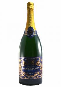 Andre Clouet Magnum Grand Reserve Brut Champagne 1.5 Liter - RM