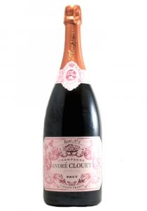 Andre Clouet Magnum Brut Rose Champagne -RM