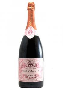 Andre Clouet Magnum Brut Rose Champagne