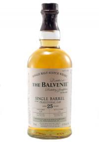 Balvenie Single Barrel 25 YR Single Malt Scotch Whisky