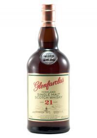 Glenfarclas 21 YR Single Malt Scotch Whisky