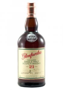 Glenfarclas 21 YR Single Malt Scotch Whisky