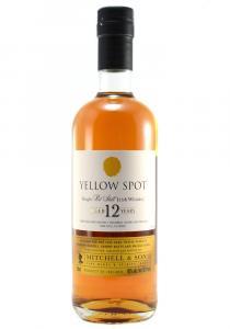 Yellow Spot 12 Year Old Single Pot Still Irish Whiskey