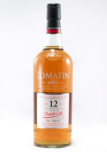 Tomatin 12 Year Old French Oak Single Malt Scotch Whisky