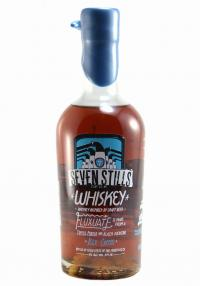 Seven Stills Half Bottle Fluxuate Whiskey