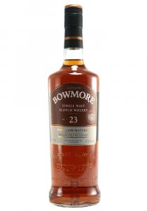 Bowmore 23 YR Single Malt Scotch Whisky