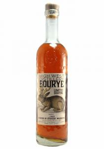 High West Bourye Blended Straight Whiskey